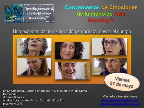 Conversemos de las emociones - 27 de mayo