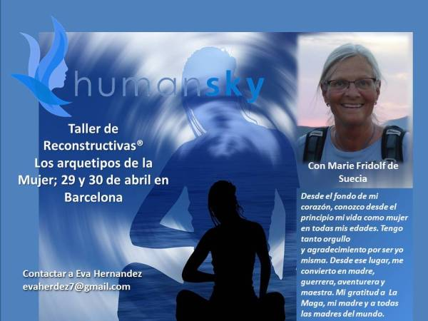Womans workshop 29-30 of April in Barcelona Spanish