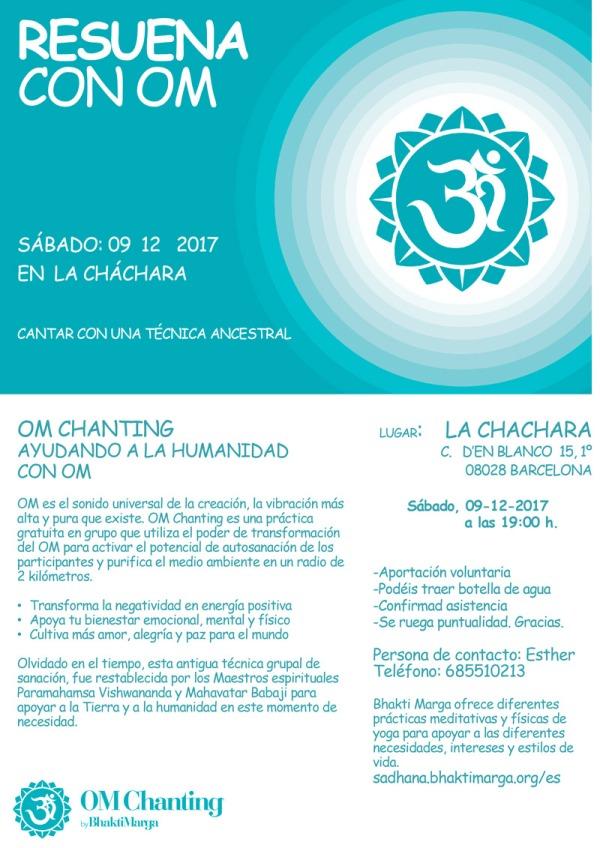 cartel--om-LA-CHACHARA-DICIEMBRE