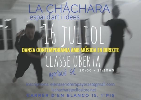 CLASE ABIERTA 20190716